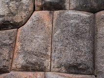 Sacsayhuaman Ruins in Cusco Stock Image