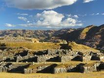 Sacsayhuaman Ruins,Cuzco, Peru. Royalty Free Stock Image