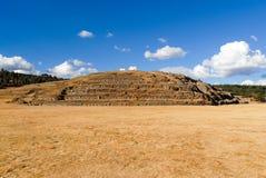 Sacsayhuaman, Sacred Valley of the Incas Stock Image
