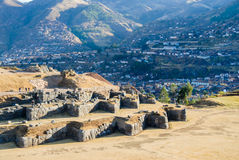 Sacsayhuaman, Sacred Valley of the Incas Stock Photos