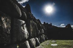 Sacsayhuaman Stock Photography
