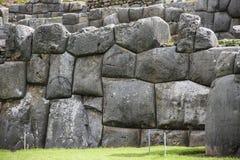Sacsayhuaman Walls, Ancient Inca Fortress Near Cuzco
