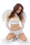 Sad angel Royalty Free Stock Photography