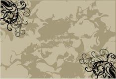 Sad Background. Work with vectors,illustration Stock Image