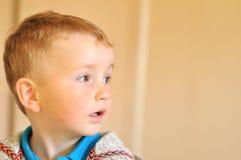SAD barn Royaltyfri Fotografi