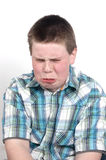 Sad boy Royalty Free Stock Photography