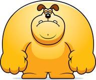 Sad Cartoon Dog Stock Photography