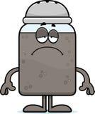 Sad Cartoon Pepper Stock Images