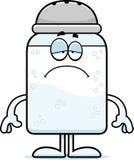 Sad Cartoon Salt Stock Images