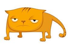 Free Sad Cat Royalty Free Stock Image - 23237506