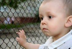 Sad child Royalty Free Stock Photos