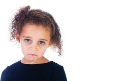 Sad Child Royalty Free Stock Photos