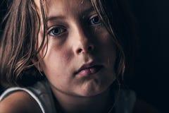 Sad Child royalty free stock images