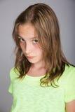 Sad child Stock Photography