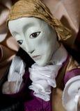 Sad doll Stock Image