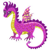 Sad dragon stock photos