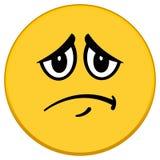 Sad Emoticon Stock Photos