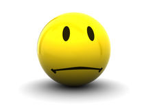 Sad emotion Stock Images