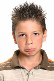 Sad Face Royalty Free Stock Images