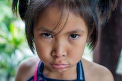 Sad face Stock Images