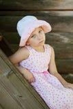 Sad girl Stock Images