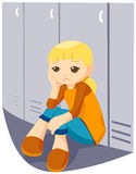 Sad Girl Stock Photos