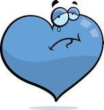 Sad Heart Stock Photos