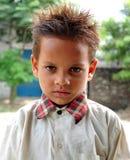 Sad kid stock images