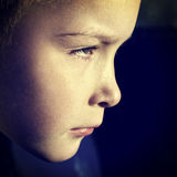 Sad Kid Royalty Free Stock Image