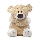 Sad and Lonely Teddy Bear Royalty Free Stock Images
