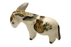 SAD statuette för åsna Arkivbild