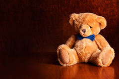 Sad Teddy Bear Royalty Free Stock Image