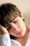 Sad teenager Stock Photography