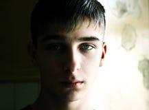 Sad Teenager Royalty Free Stock Images