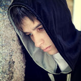 Sad Teenager Royalty Free Stock Photo