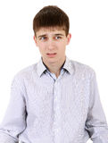 Sad Teenager Royalty Free Stock Photo