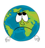 Globe World Cartoon Character Royalty Free Stock Images ...