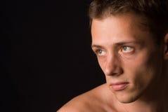 Sad young man Royalty Free Stock Photos