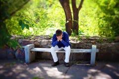 Sad Young Man Royalty Free Stock Image