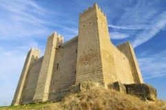 Sadaba castle Royalty Free Stock Photo