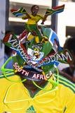 Saddam em Vuvuzela Makaraba - vista superior Imagem de Stock