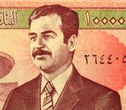 Saddam Hussein Stock Foto's