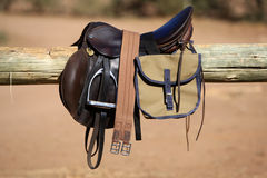 Saddle Stock Images