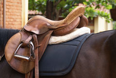 Saddle Stock Photos