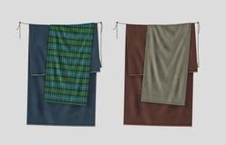 Saddle blanket Royalty Free Stock Image