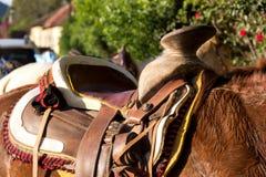 Saddle Royalty Free Stock Image