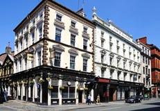 The Saddle Inn, Liverpool. Royalty Free Stock Photos