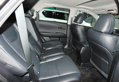 Saddle interior of car Royalty Free Stock Photography