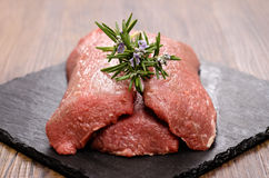 Saddle of lamb Royalty Free Stock Image