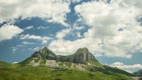 Saddle Mountain Royalty Free Stock Photography